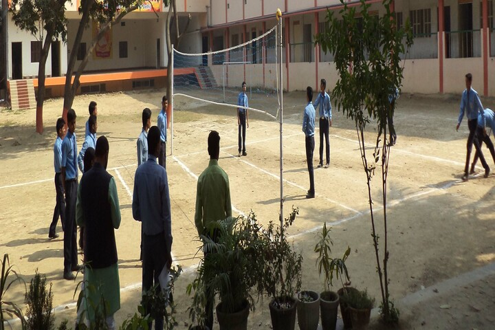 Mahatma J.F. Public School-Play Area