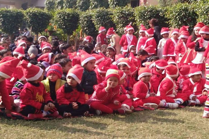 Mahaveer Academy-Christmas Celebration