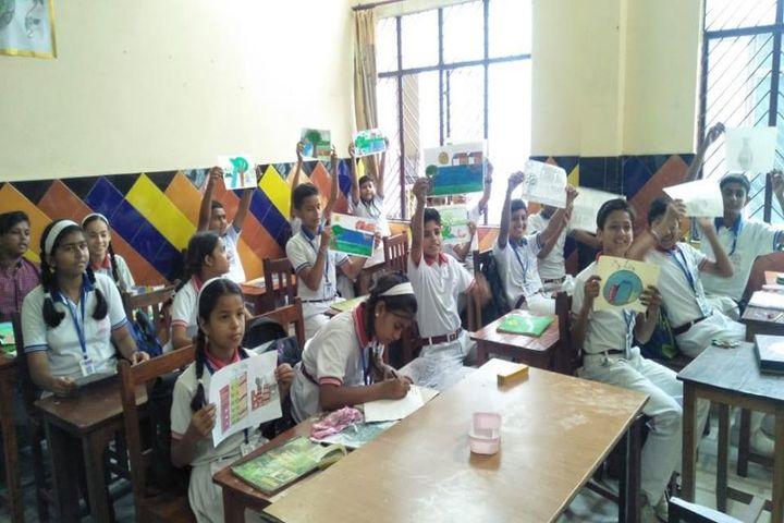 Mahaveer Academy-Classroom