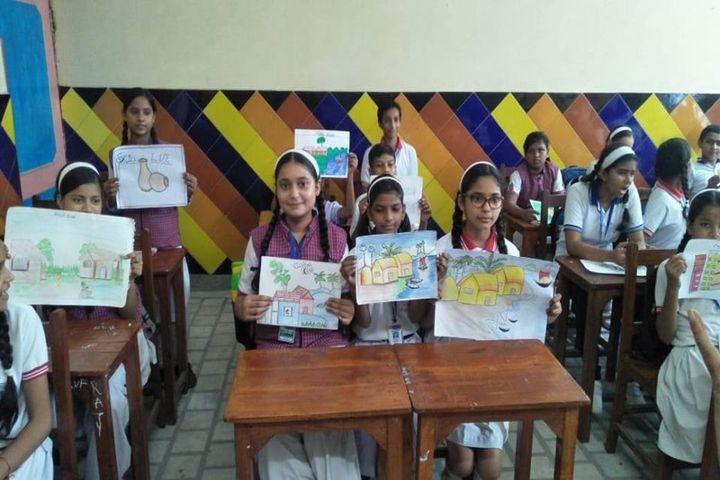 Mahaveer Academy-Drawing