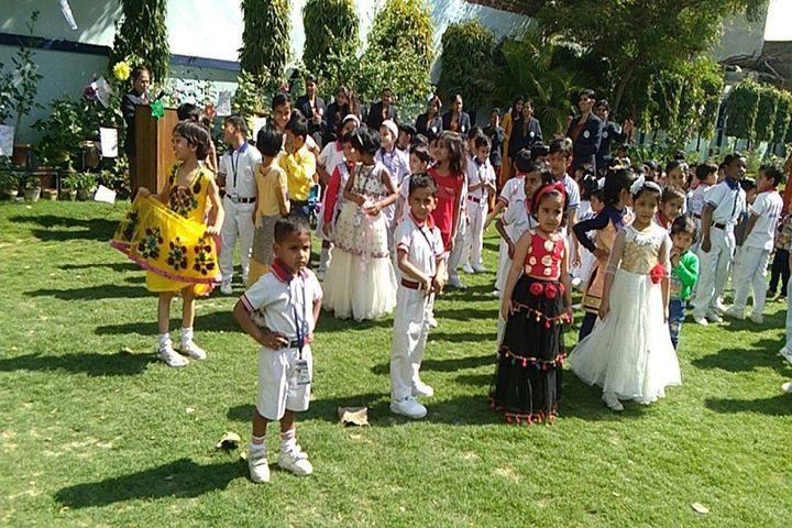 Mahaveer Academy-Fancy Dress
