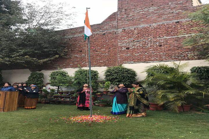Mahaveer Academy-Republic day