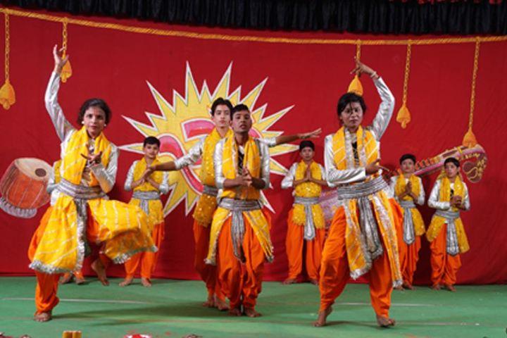 Mahaveer Academy-Cultural Event