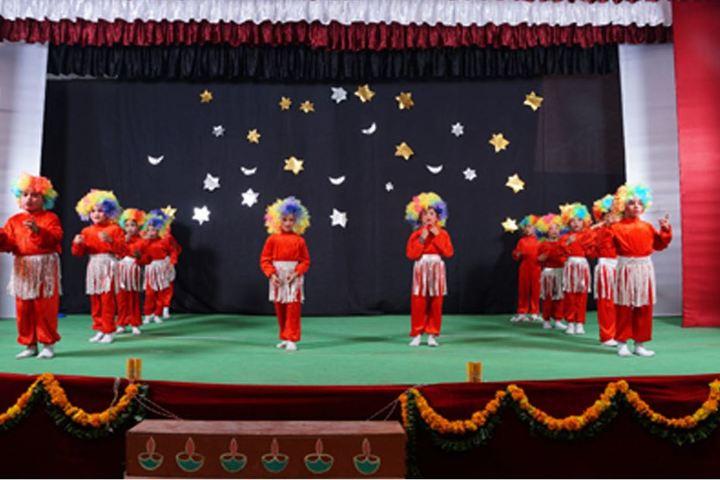 Mahaveer Academy-Annual day