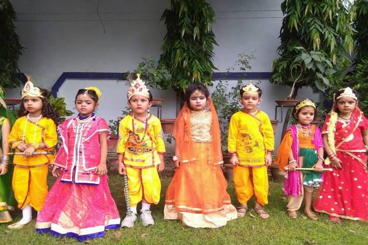 Mahaveer Academy-Festival Celebration