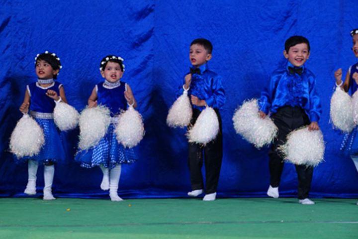 Mahaveer Academy-Dance