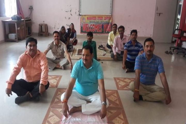 Mahaveer Study Estate-Yoga