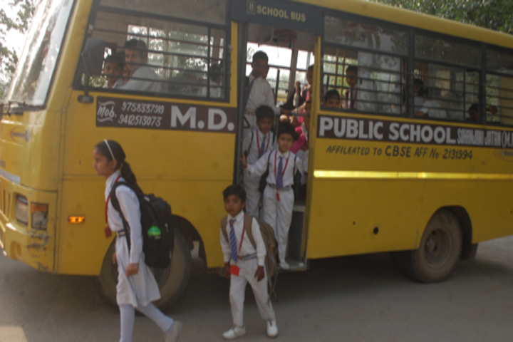 Mahaveeri Devi Public School-Transport