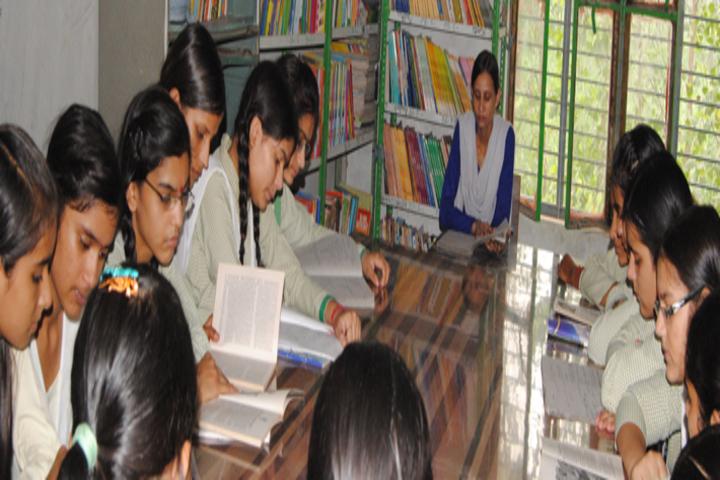 Mahaveeri Devi Public School-Library