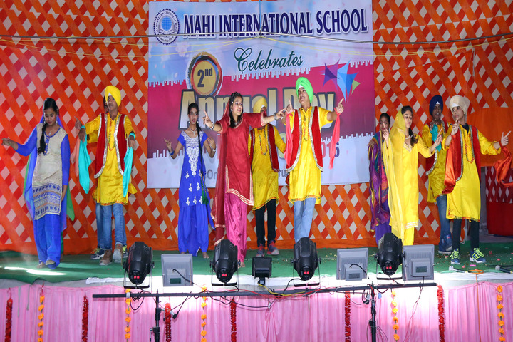 Mahi International School-Annual day