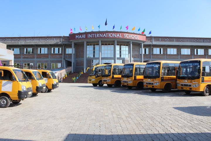 Mahi International School-Transport