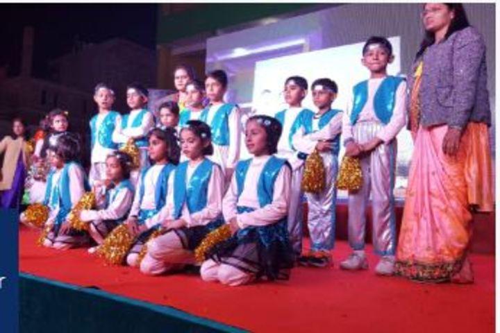Mahima Public School-Annual day