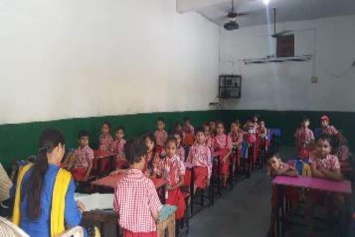 Mahima Public School-Classroom