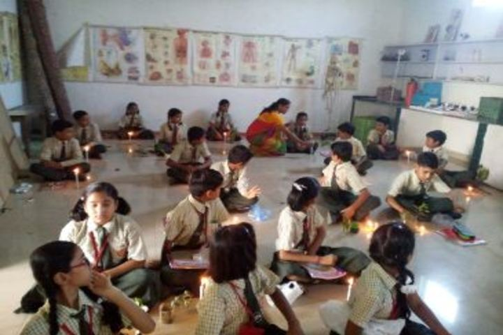 Mahima Public School-Drawing room
