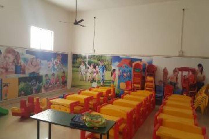 Mahima Public School-Junior Classroom