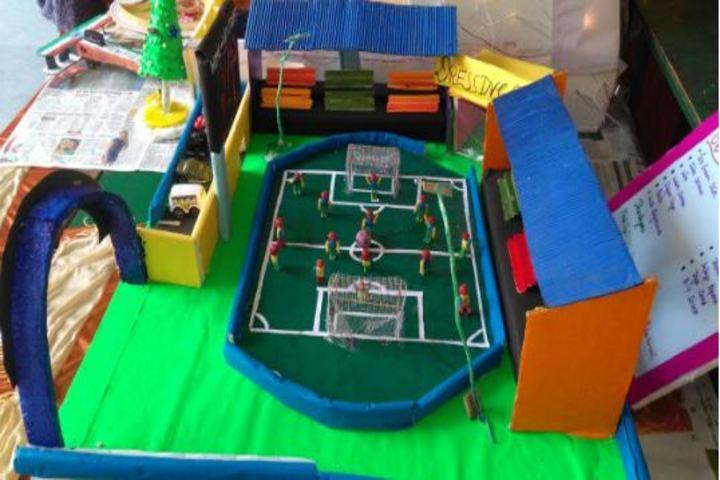 Mahima Public School-Workshop