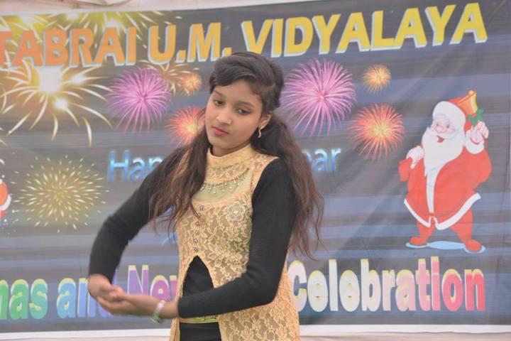 Mahtabrai UM Vidyalaya-Christmas Celebrations