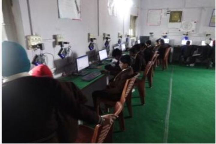 Mahtabrai UM Vidyalaya-Computer lab