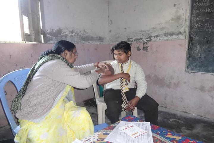 Mahtabrai UM Vidyalaya-Medical checkup