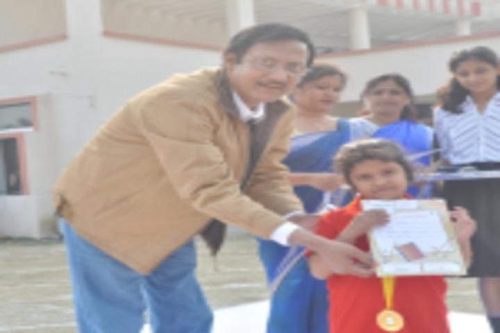 Takshila School-Annual Prize Distribution
