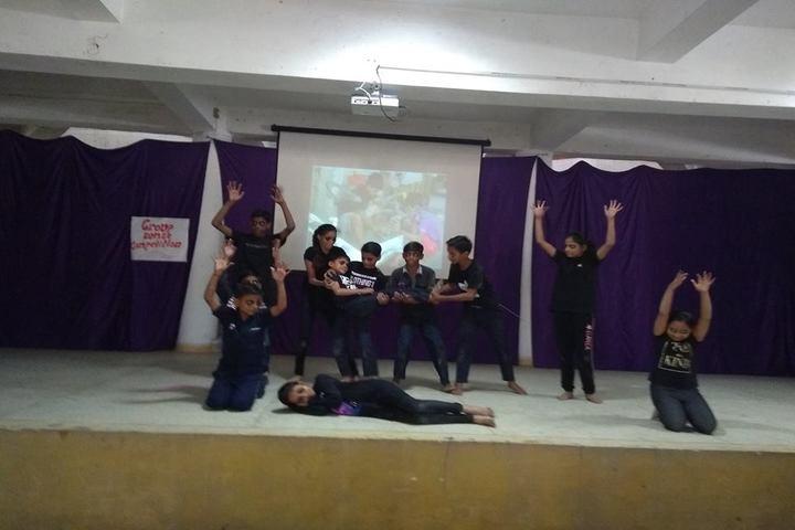 Takshila School-Dance Activity