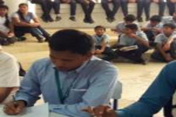 Takshila School-Debate Competition