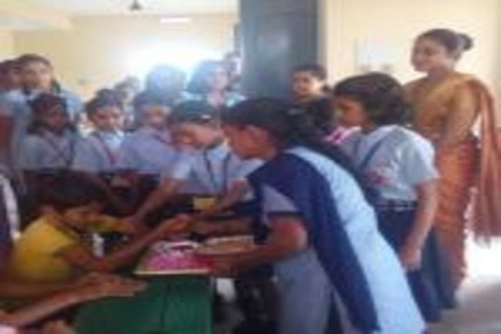 Takshila School-Raksha Bandhan