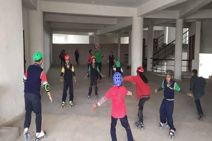 Takshila School-Scating Activity