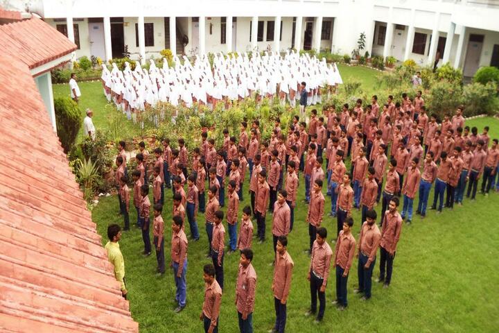 Manarul Uloom Public School-Assembly