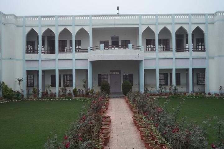 Manarul Uloom Public School-Building