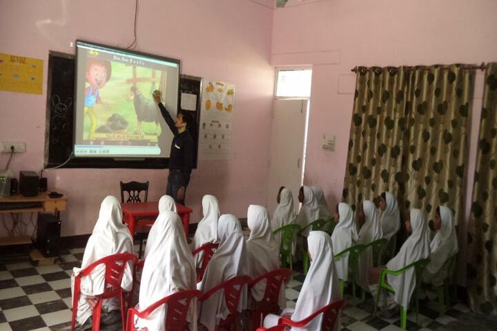 Manarul Uloom Public School-Digital Classroom