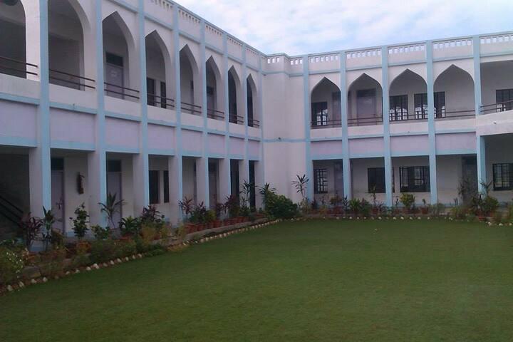 Manarul Uloom Public School-Garden