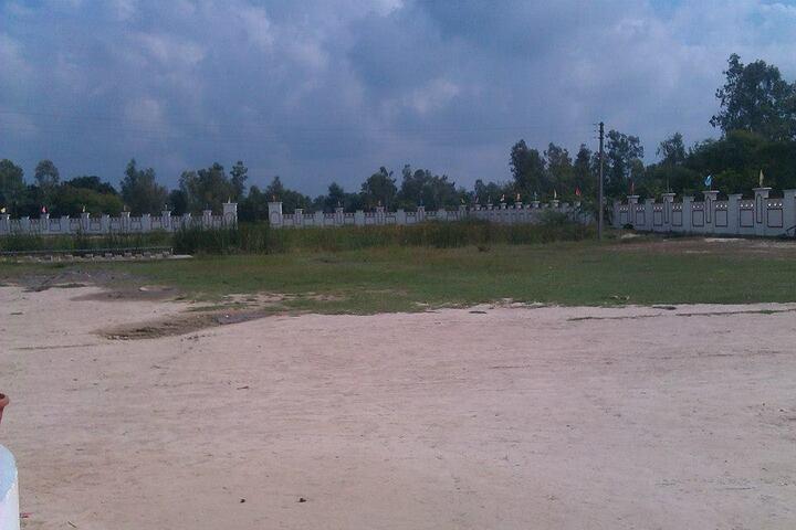 Manarul Uloom Public School-Ground