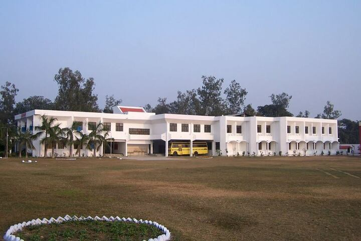 Manas Sthali Public School-Campus view