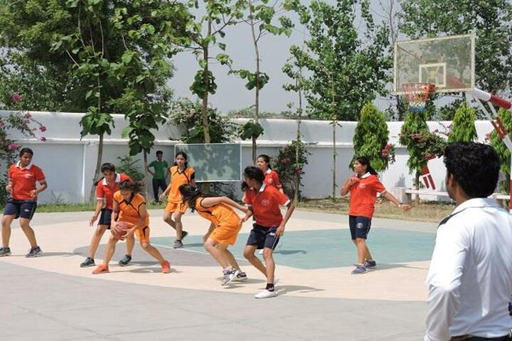 Manas Sthali Public School-Sports