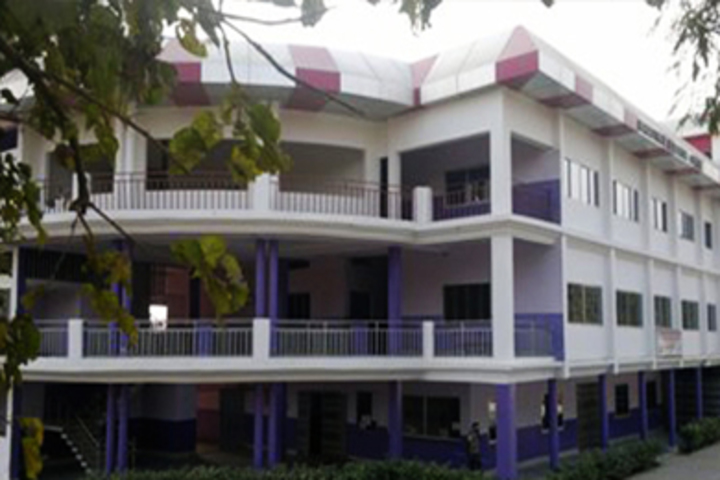 Manasthali Education Centre-Campus view