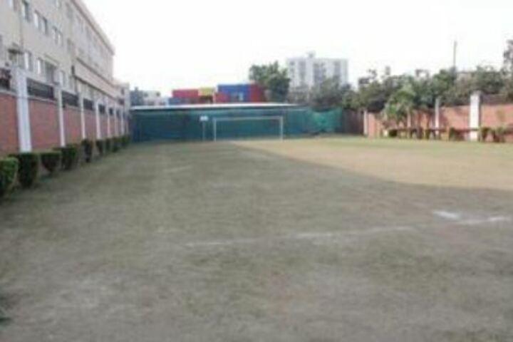 Manav Rachna International School-Playground