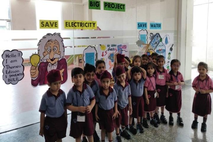 Manav Rachna International School-Project on Electricity