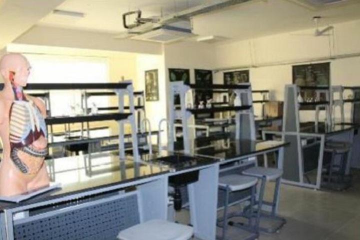 Manav Rachna International School-Biology lab