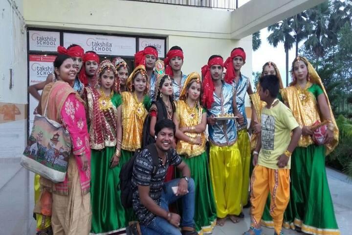 Takshila School-Cultural Fest