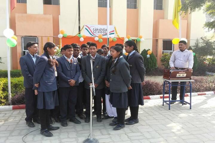 Takshila School-Republic Day