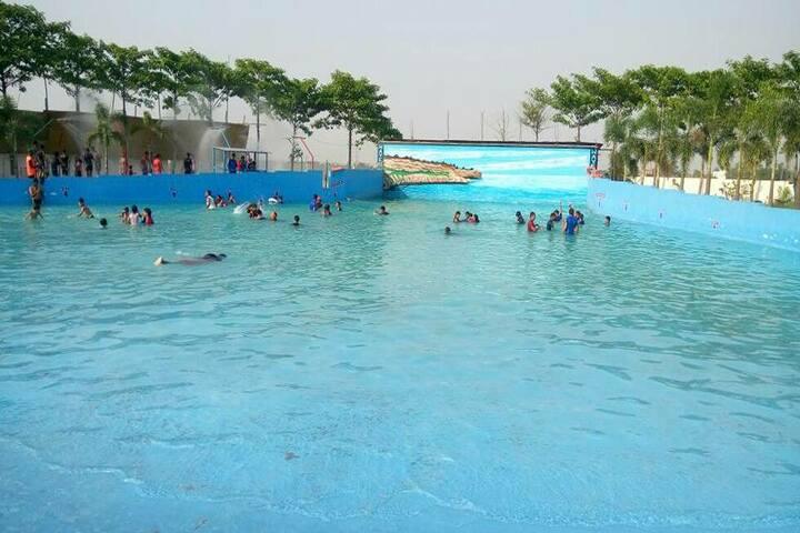 Takshila School-Swimming Pool