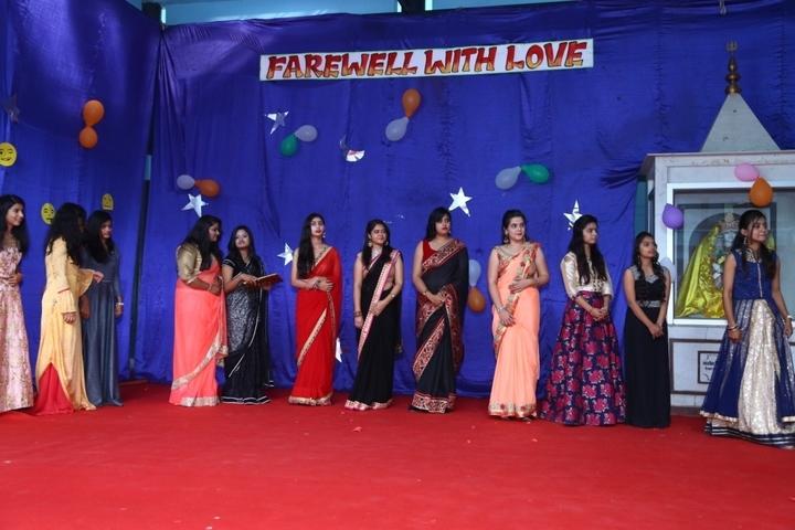 Mantora Public School-Farewell