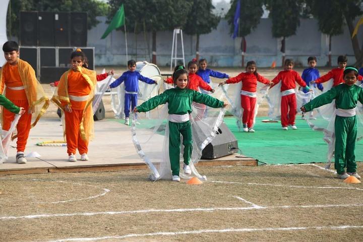 Mantora Public School-Utsav fest