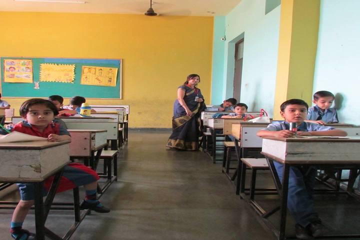 Maples Academy-Classroom