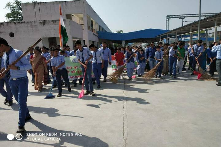 Maples Academy-Swachh Bharat