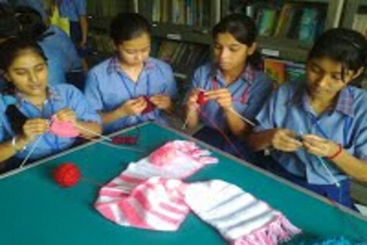 Marigold Public School-Art day