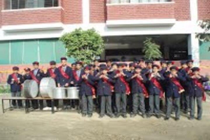 Marigold Public School-Investiture Ceremony