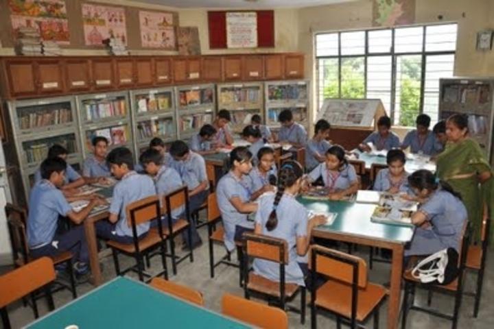 Marigold Public School-Library