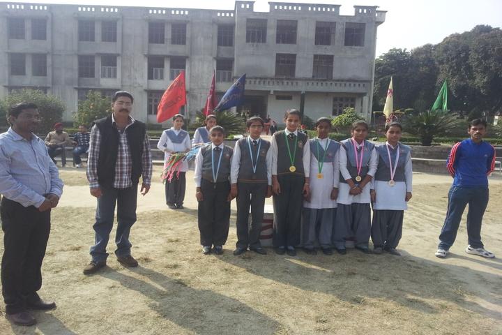 Marwah Modern School-Prize Ceremony